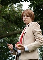 Cosplay-Cover: Light Yagami [Schuluniform]