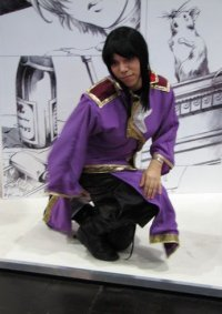 Cosplay-Cover: Hayate (Leafe Knight of Wind )