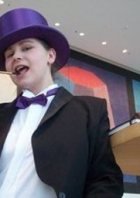 Cosplay-Cover: Pinguin (60er Jahre)
