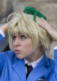 Cosplay-Cover: Mitsukuni Haninozuka (Honey)