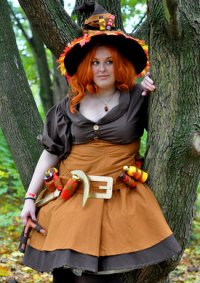Cosplay-Cover: Fall Witch [Sacred Seasons 2]