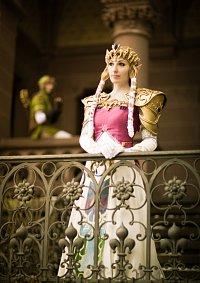 Cosplay-Cover: Prinzessin Zelda - Twilight Princess