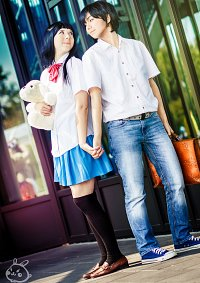 Cosplay-Cover: Sawako Kuronuma [Summer Uniform]