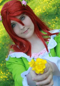 Cosplay-Cover: Thearesia van Astrea