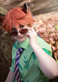 Cosplay-Cover: Nick Wilde