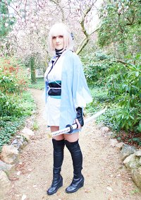 Cosplay-Cover: Okita Souji (Stage 3)