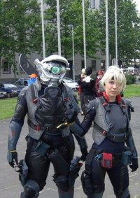 Cosplay-Cover: Briareus (Appleseed ExMachina)