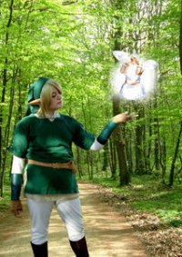 Cosplay-Cover: Navi