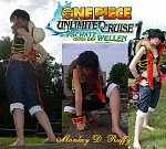 Cosplay-Cover: Ruffy (Unlimited Cruise)