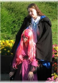 Cosplay-Cover: Ravenclaw