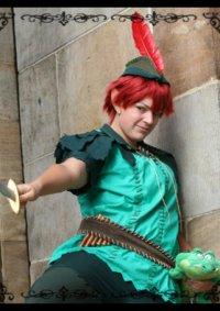 Cosplay-Cover: Peter Pan (Disney World)
