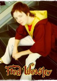 Cosplay-Cover: Fred Weasley [Quidditch - Movie 2]