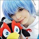 Cosplay-Cover: Rei Ayanami 『綾波 レイ』