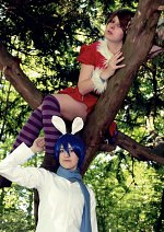 Cosplay-Cover: Meiko (grinsekatze) alice im wunderland