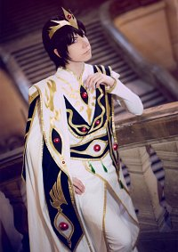 Cosplay-Cover: Lelouch vi Britannia [ルルーシュ・ヴィ・ブリタニア] (Emperor)