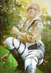 Cosplay-Cover: Annie Leonhardt