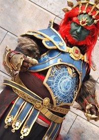 Cosplay-Cover: Ganondorf (Hyrule warriors)