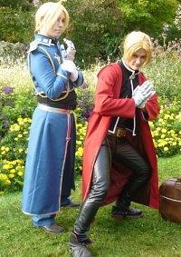 Cosplay-Cover: Edward Elric (Bluebird´s Illusion)