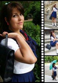 Cosplay-Cover: Makoto Kino [Juban-High Sommer-Uniform]