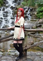 Cosplay-Cover: Kushina Uzumaki ~ Genin Vers.