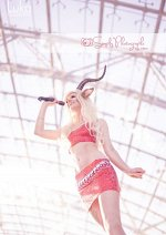 Cosplay-Cover: Gazelle Zoomania