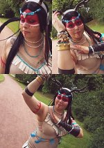 Cosplay-Cover: Pocahontas • Tribal Dancer