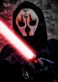 Cosplay-Cover: Darth Nihilus