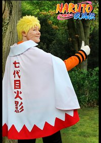 Cosplay-Cover: Naruto Uzumaki [7th Hokage]