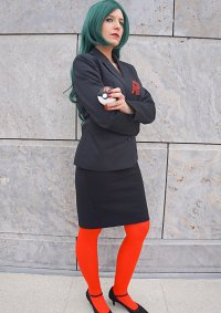Cosplay-Cover: Vivi [Team Rocket Uniform/ Vorstand]