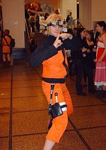 Cosplay-Cover: NarutoTime Jump [Fuchs version]