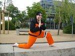 Cosplay-Cover: Naruto Uzumaki [Shippuuden] ohne perücke