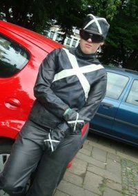 Cosplay-Cover: Racer-X