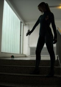Cosplay-Cover: Zero Suit Samus (Other M)