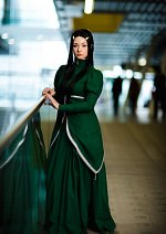 Cosplay-Cover: Leah of Hel [Journey Into Mystery]