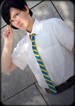 Cosplay-Cover: Uryū Ishida [Gakuen]