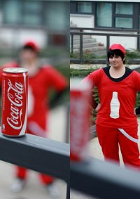 Cosplay-Cover: Coca Cola [Gijinka]
