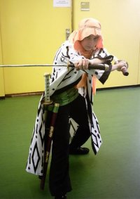 Cosplay-Cover: Roronoa Zoro [Alabasta]