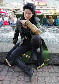 Cosplay-Cover: Loki