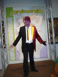 """Cosplay-Cover: Harvey """"Two-Face"""" Dent"""