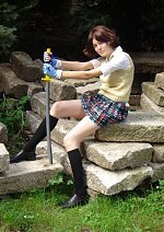 Cosplay-Cover: Asuka Kazama (Schuluniform / IN GAME version)