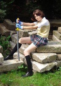 Cosplay-Cover: Asuka Kazama (Schuluniform / IN GAME version)
