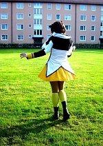 Cosplay-Cover: Maora Ichinomiya~Schülerratsuniform