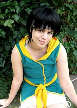 Cosplay-Cover: Yuffie - Crisis Core
