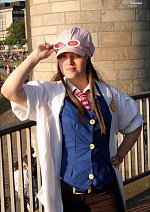 Cosplay-Cover: Ema Skye [Ace Attorney Investigations]