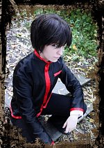 Cosplay-Cover: Kamui Shirô (Schuluniform-alt)