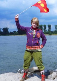 Cosplay-Cover: Christiania (OC)