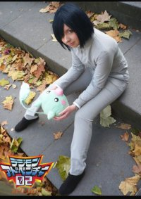 Cosplay-Cover: Ken Ichijouji