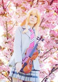 Cosplay-Cover: Kaori Miyazono [宮園 かをり] (school)