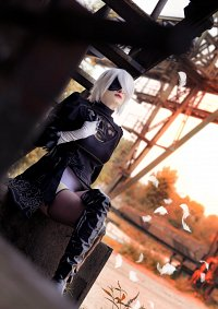 Cosplay-Cover: 2B