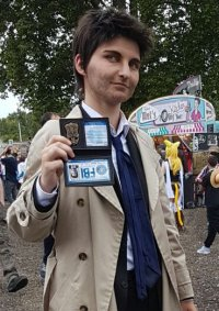 Cosplay-Cover: Castiel